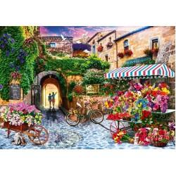 Puzzle Starý květinový trh
