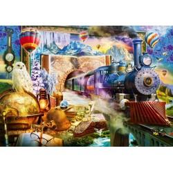 Puzzle Magická cesta