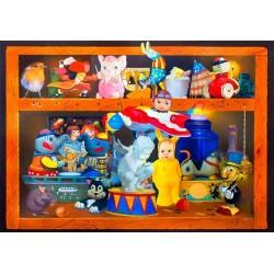 Puzzle Hračky