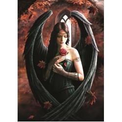 Puzzle Andělská růže