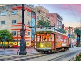 Puzzle Tramvaj v New Orleans