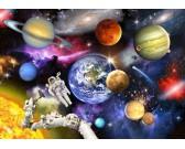 Puzzle Vesmír - DĚTSKÉ PUZZLE