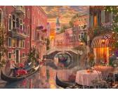 Puzzle Večer v Benátkách