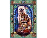 Puzzle Siamská kočka