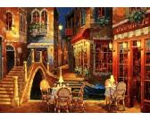 Puzzle Restaurace Da Roberto