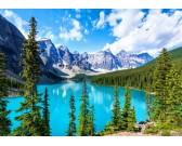 Puzzle Jezero Moraine