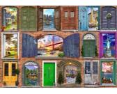 Puzzle Dveře