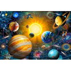 Puzzle Sluneční soustava - DĚTSKÉ PUZZLE