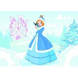 Puzzle Ledová princezna - DĚTSKÉ PUZZLE