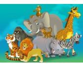 Puzzle Safari - DĚTSKÉ PUZZLE