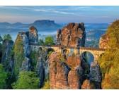Puzzle Most ve skalách