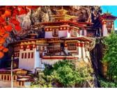 Puzzle Taktsang, Bhutan