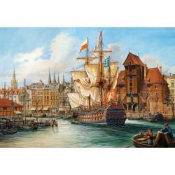 Puzzle Starý Gdaňsk