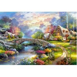 Puzzle Kamenný most