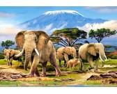 Puzzle Kilimandžáro