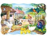 Puzzle Farma - DĚTSKÉ PUZZLE