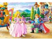 Puzzle Popelka - DĚTSKÉ PUZZLE