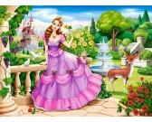 Puzzle Princezna v královské zahradě - DĚTSKÉ PUZZLE