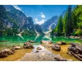 Puzzle Kříšťálově čisté jezero