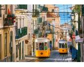 Puzzle Tramvaj v Lisabonu