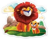 Puzzle Lví král - DĚTSKÉ PUZZLE
