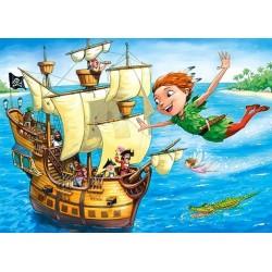 Puzzle Peter Pan - DĚTSKÉ PUZZLE