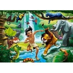 Puzzle Kniha džunglí - DĚTSKÉ PUZZLE