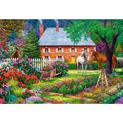 Puzzle Sladká zahrada