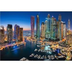 Puzzle Mrakodrapy v Dubaji