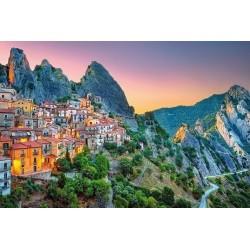 Puzzle Castelmezzano, Itálie