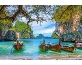 Puzzle Krásné pobřeží v Thajsku