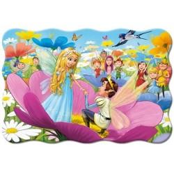 Puzzle Thumbelina - DĚTSKÉ PUZZLE