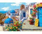 Puzzle Jaro v Santorini