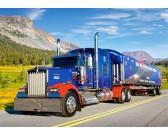 Puzzle Kenworth Truck W900 - DĚTSKÉ PUZZLE