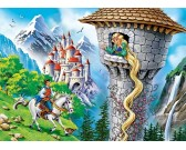 Puzzle Zlatovláska - DĚTSKÉ PUZZLE