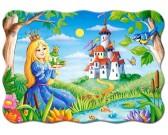Puzzle Princezna s žabou - DĚTSKÉ PUZZLE