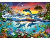 Puzzle Rajský útes - DĚTSKÉ PUZZLE