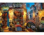 Puzzle Trattoria v Benátkách