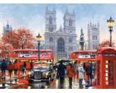 Puzzle Westminsterské opatství