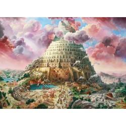 Puzzle Babylonská věž