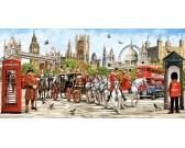 Puzzle Krásy Londýna - PANORAMATICKÉ PUZZLE
