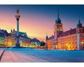 Puzzle Náměstí ve Varšavě