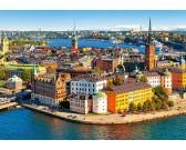 Puzzle Stockholm, Švédsko