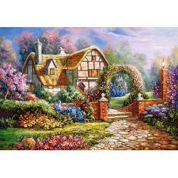 Puzzle Krásná zahrada