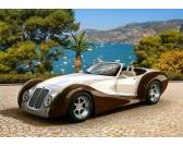 Puzzle Luxus na Riviéře