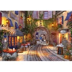 Puzzle Francouzská ulice