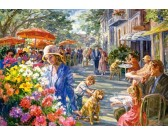 Puzzle Ulice snů