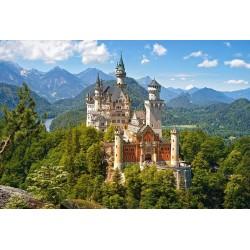 Puzzle Výhled na Neuschwanstein