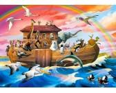 Puzzle Noemova archa - DĚTSKÉ PUZZLE