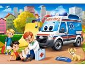 Puzzle První pomoc - DĚTSKÉ PUZZLE